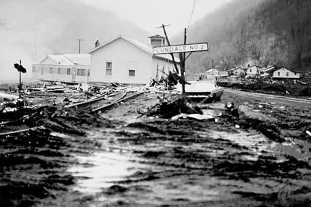 Buffalo Creek Flood: An Act of Man